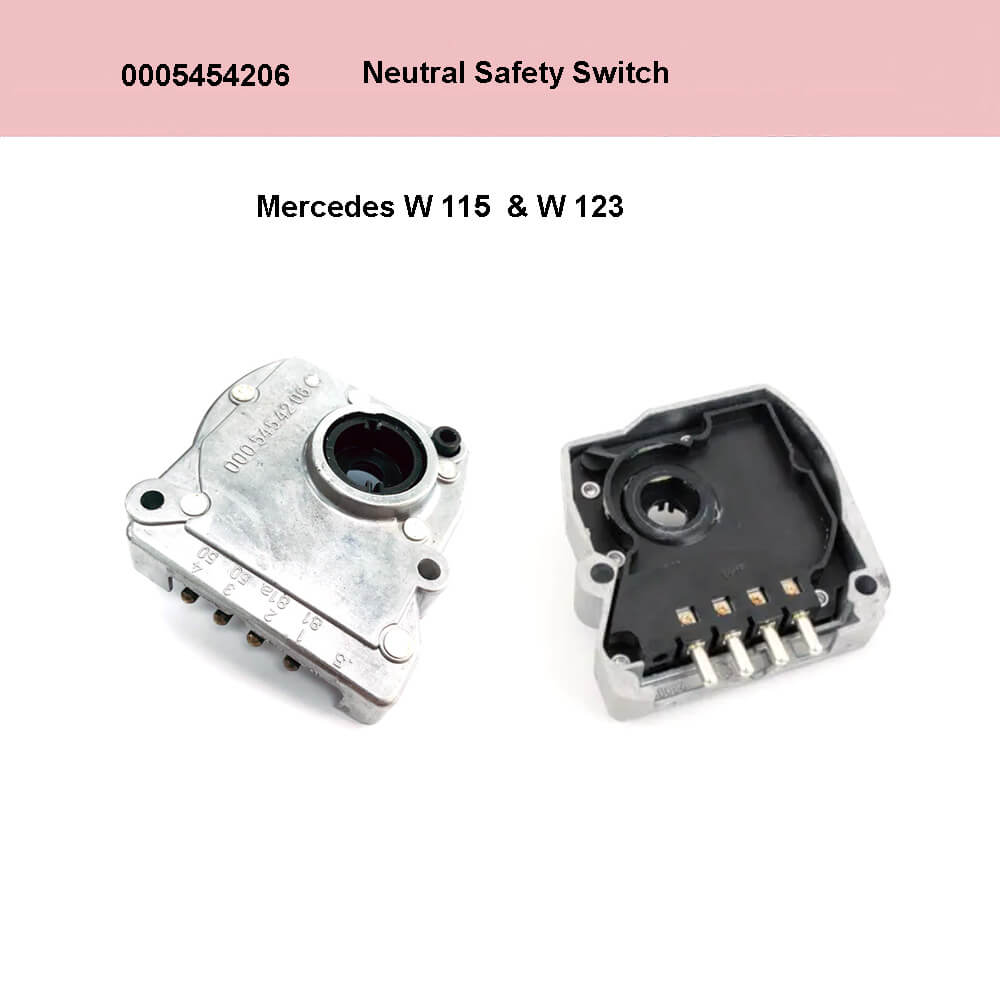 Lai Kam Wah Sdn. Bhd. Specialist in VW Aircooled Parts - 0005454206 - Neutral Safety Switch