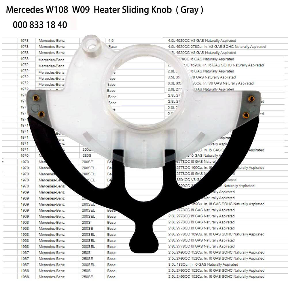 Lai Kam Wah Sdn. Bhd. Specialist in VW Aircooled Parts - 0008331840 - Heater Sliding Knob