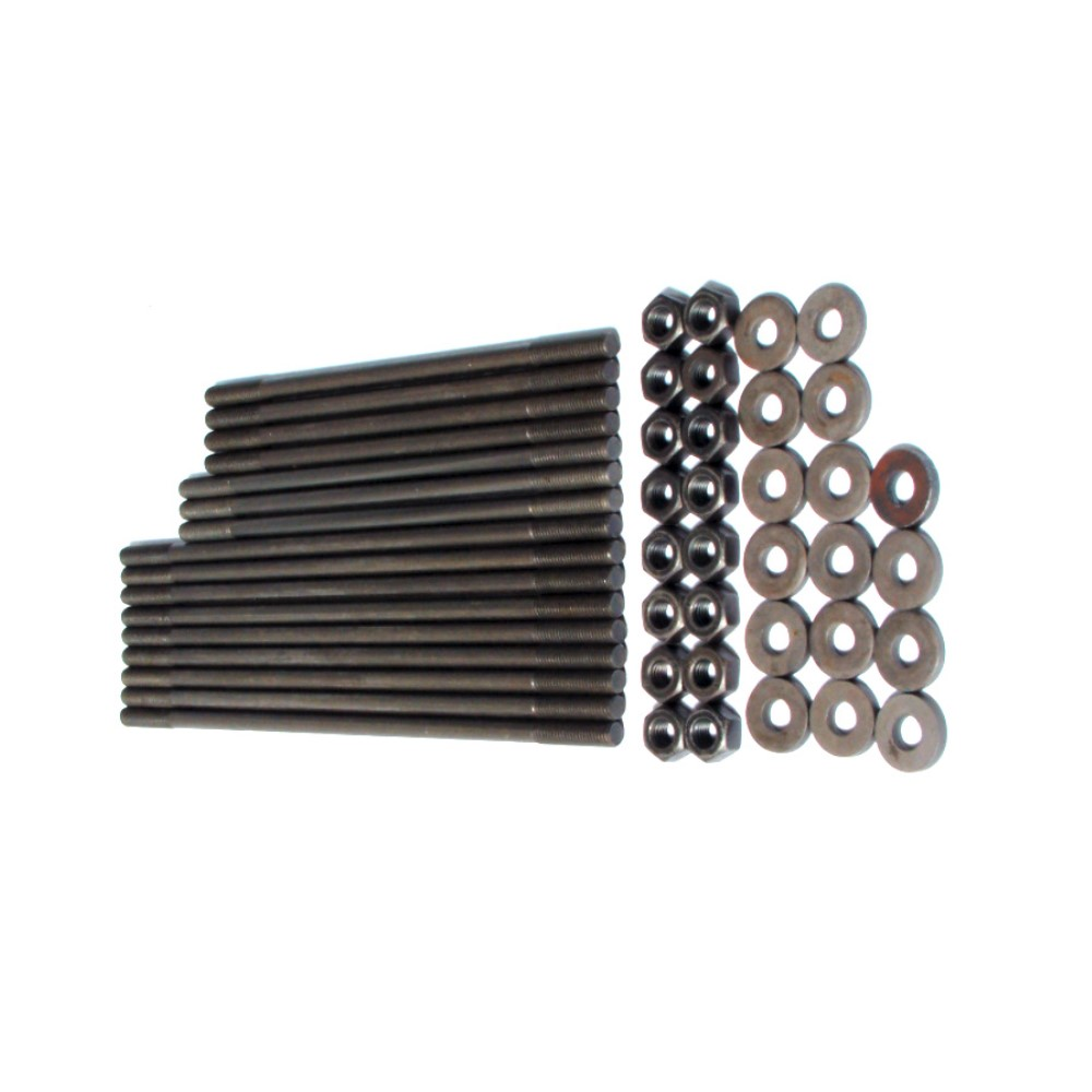Lai Kam Wah Sdn. Bhd. Specialist in VW Aircooled Parts - 043198035 - Threaded Pins For Crankcase 1 Set