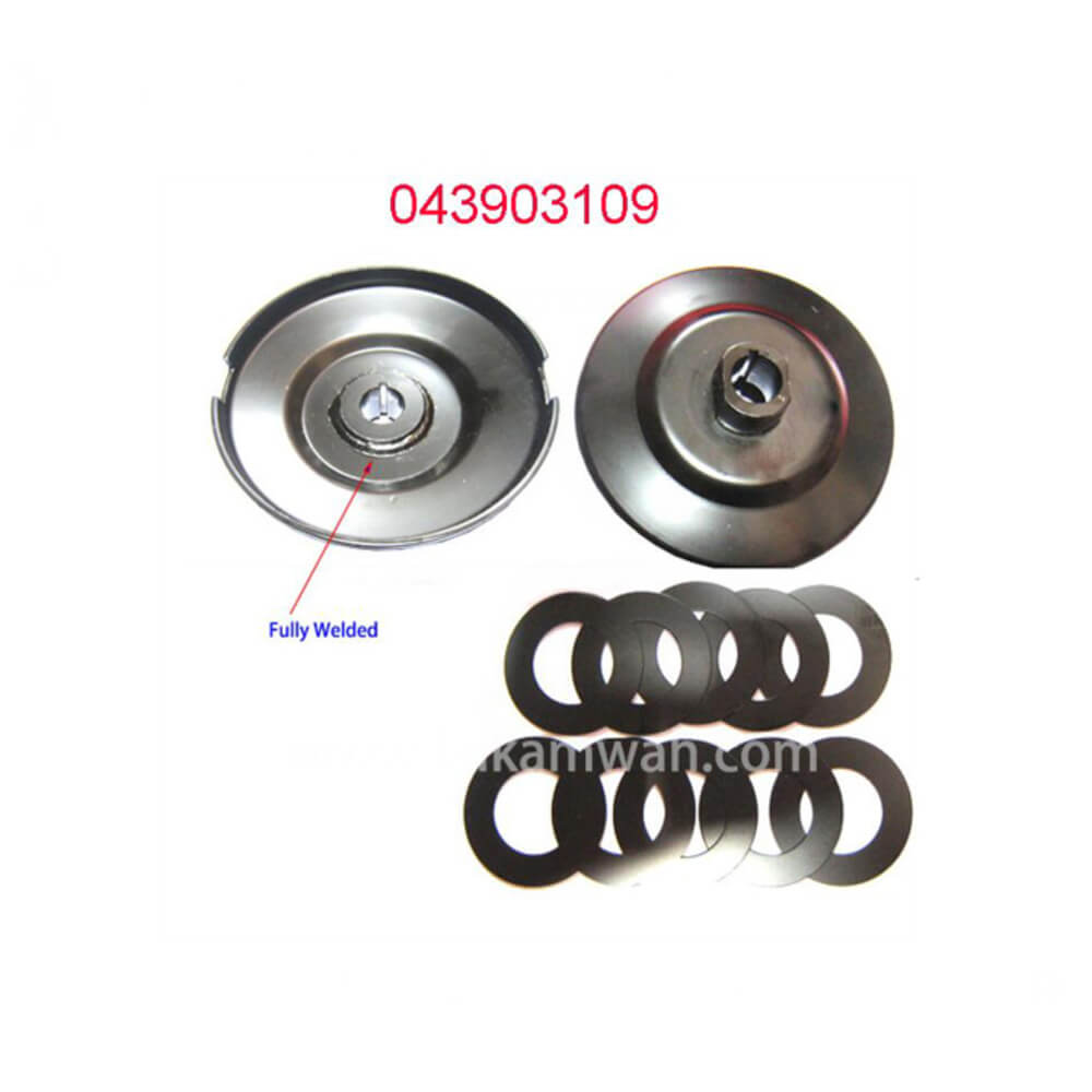 Lai Kam Wah Sdn. Bhd. Specialist in VW Aircooled Parts - 043903109 - Pulley