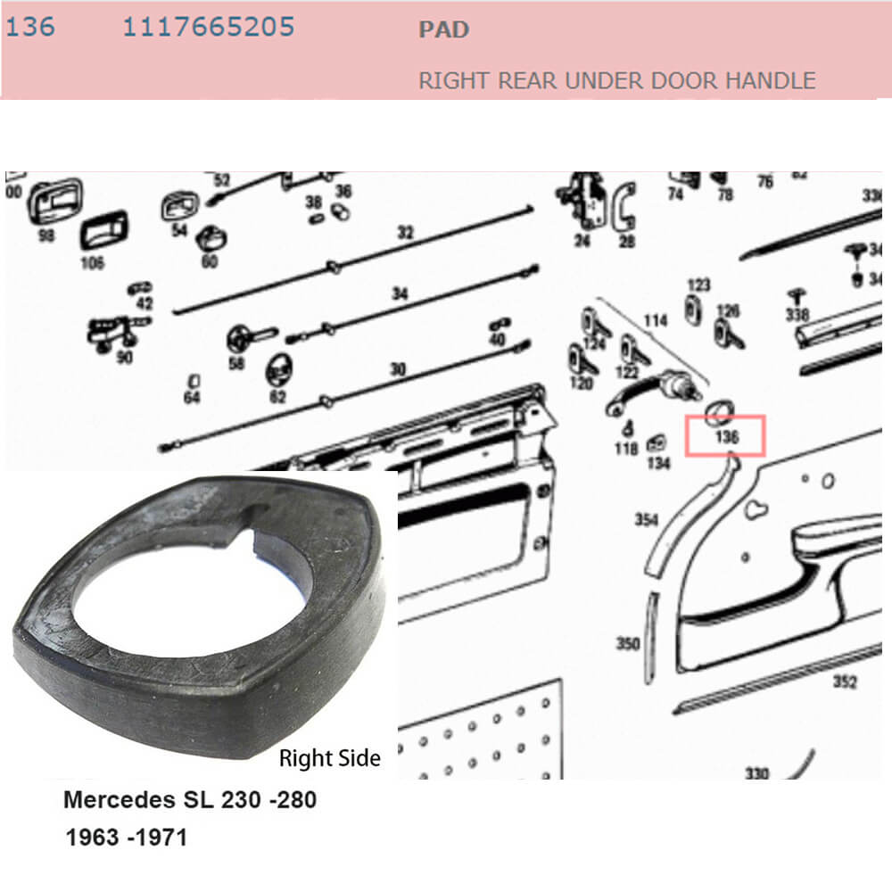 Lai Kam Wah Sdn. Bhd. Specialist in VW Aircooled Parts - 1117665205 - Pad