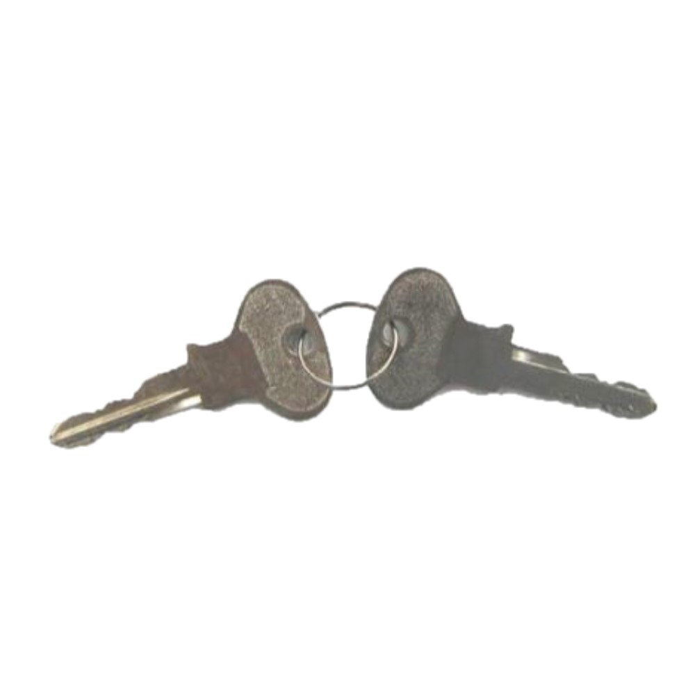 Lai Kam Wah Sdn. Bhd. Specialist in VW Aircooled Parts - 111837219AT2 - Blank Key