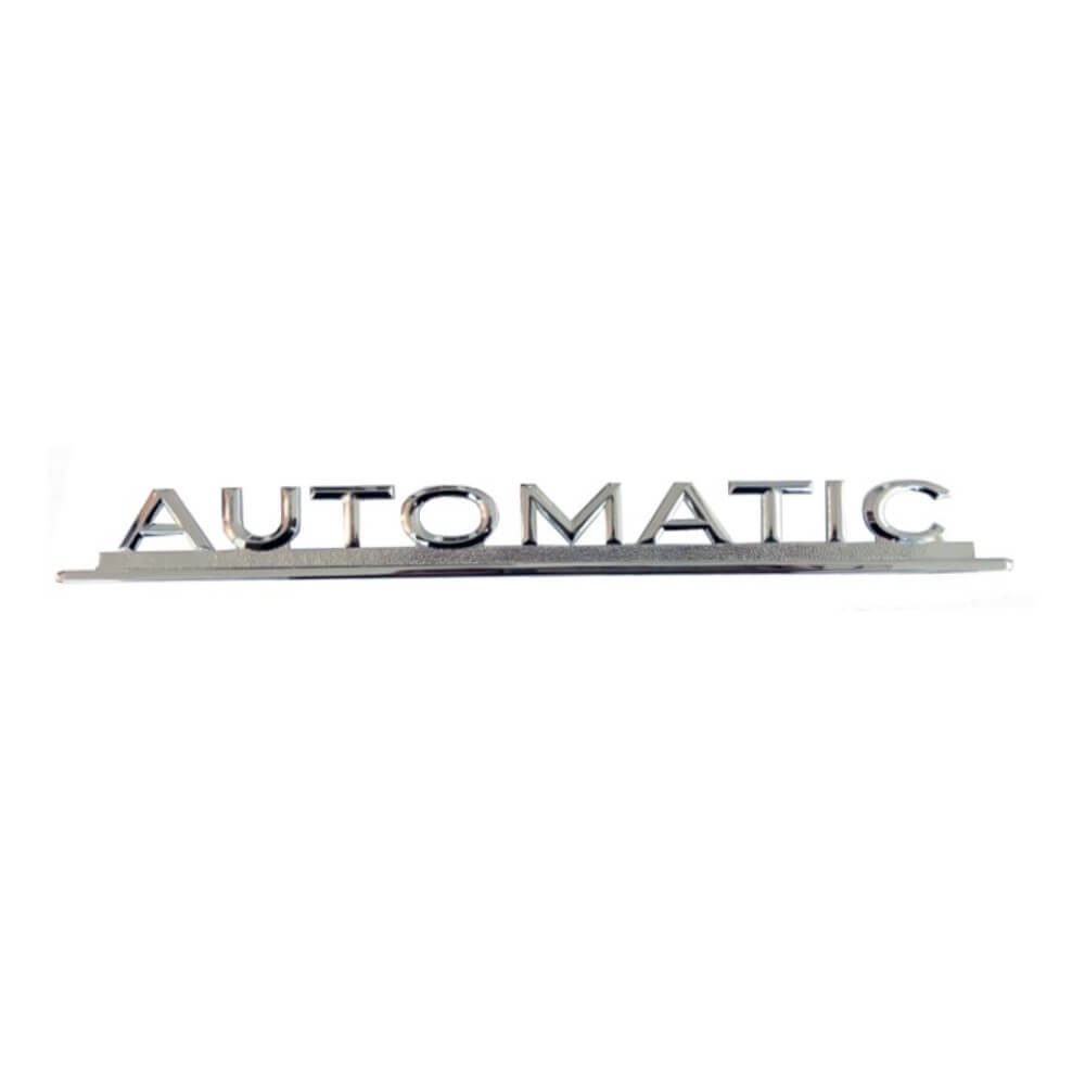 Lai Kam Wah Sdn. Bhd. Specialist in VW Aircooled Parts - 1128170615 - Trunk Badge