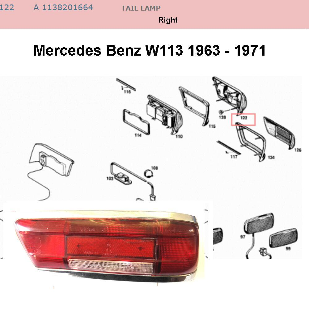 Lai Kam Wah Sdn. Bhd. Specialist in VW Aircooled Parts - 1138201664 - Tail Lamp