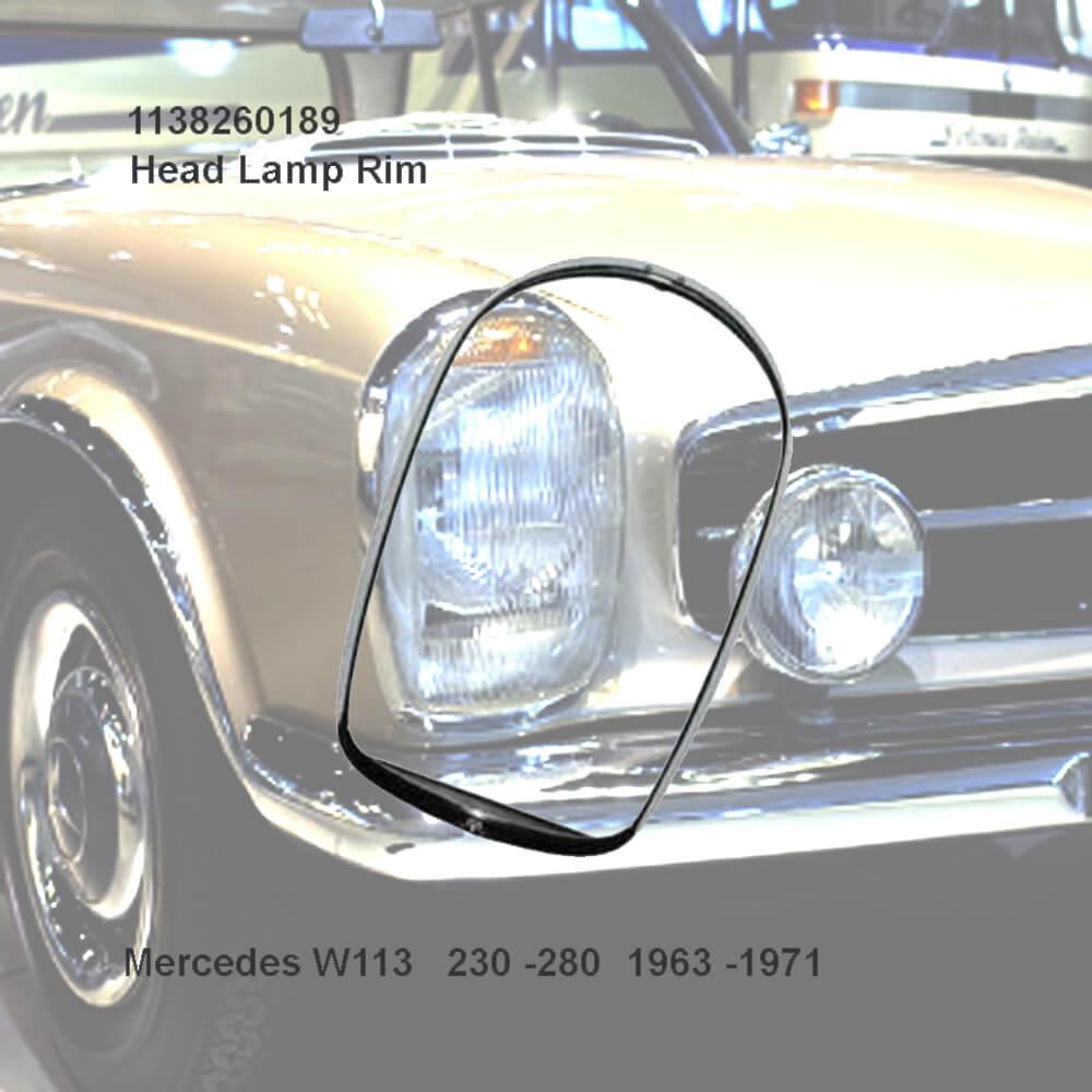 Lai Kam Wah Sdn. Bhd. Specialist in VW Aircooled Parts - 1138260189 - Head Lamp Rim