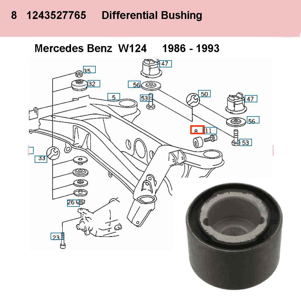 Lai Kam Wah Sdn. Bhd. Specialist in VW Aircooled Parts - 1243527765 - Mounting