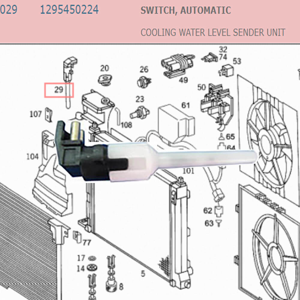 Lai Kam Wah Sdn. Bhd. Specialist in VW Aircooled Parts - 1295450224 - Switch Automatic