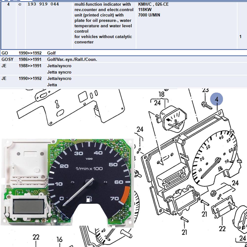 440919391 - Multi-Function Indicator