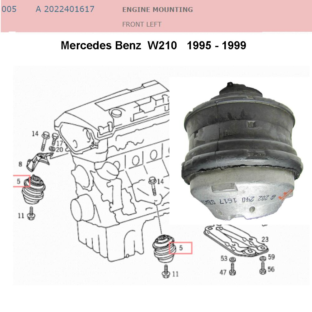 Lai Kam Wah Sdn. Bhd. Specialist in VW Aircooled Parts - 2022401617 - Rubber Mount