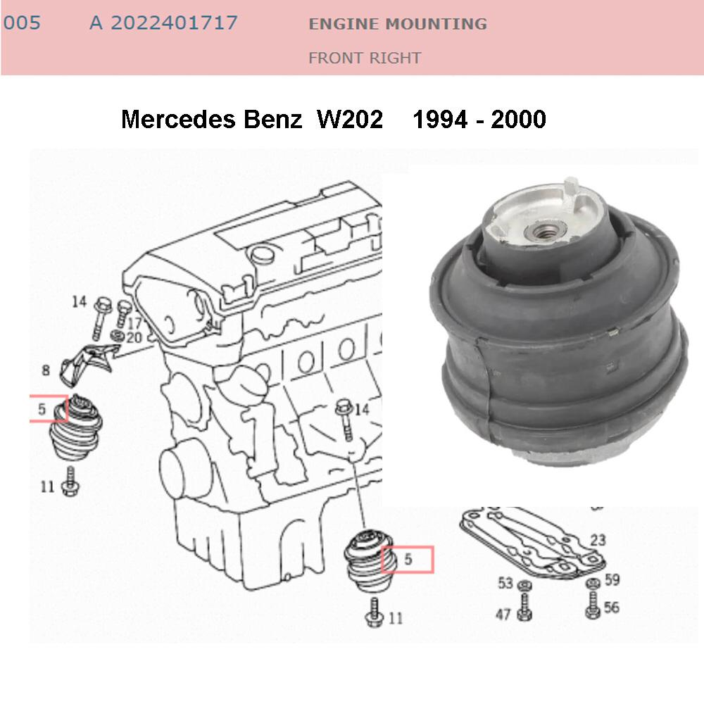 Lai Kam Wah Sdn. Bhd. Specialist in VW Aircooled Parts - 2022401717 - Rubber Mount