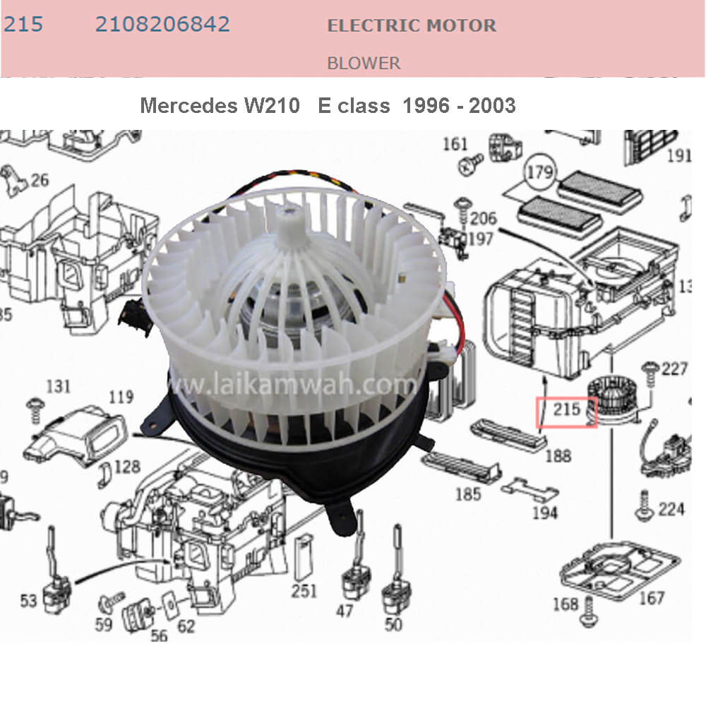 Lai Kam Wah Sdn. Bhd. Specialist in VW Aircooled Parts - 2108206842 - Electric Motor