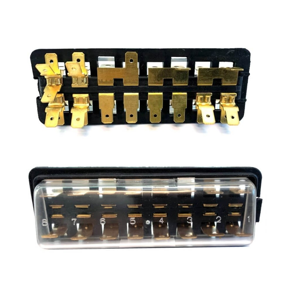 Lai Kam Wah Sdn. Bhd. Specialist in VW Aircooled Parts - 211937037 - Fuse Box