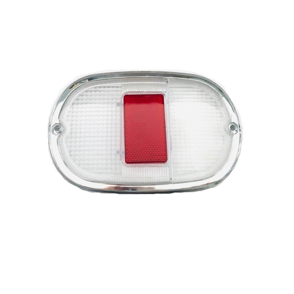 CM142549112 - Lens For Brake ,Tail ,Turn Signal Lights Red/Yellow