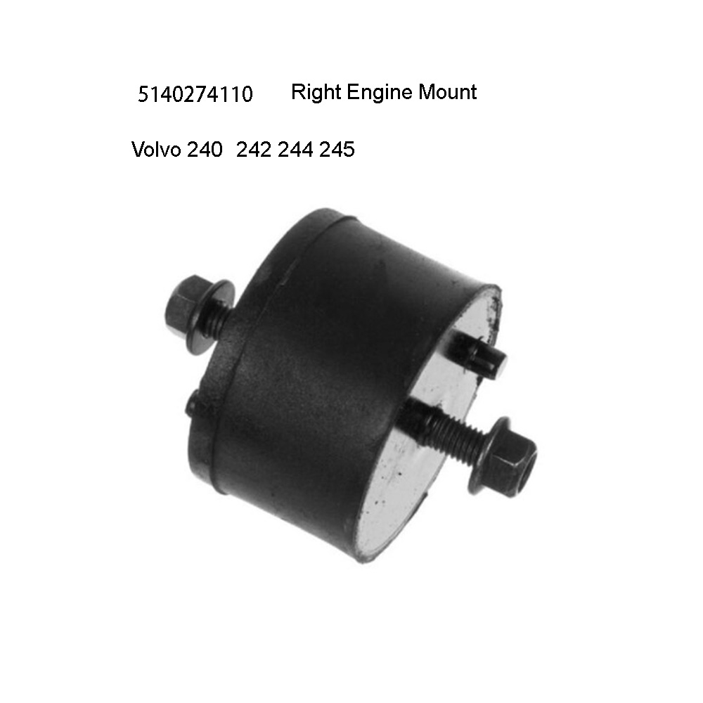 Lai Kam Wah Sdn. Bhd. Specialist in VW Aircooled Parts - 5140274110 - Right Engine Mount