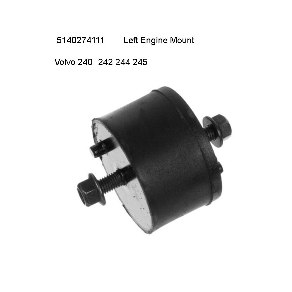 Lai Kam Wah Sdn. Bhd. Specialist in VW Aircooled Parts - 5140274111 - Left Engine Mount