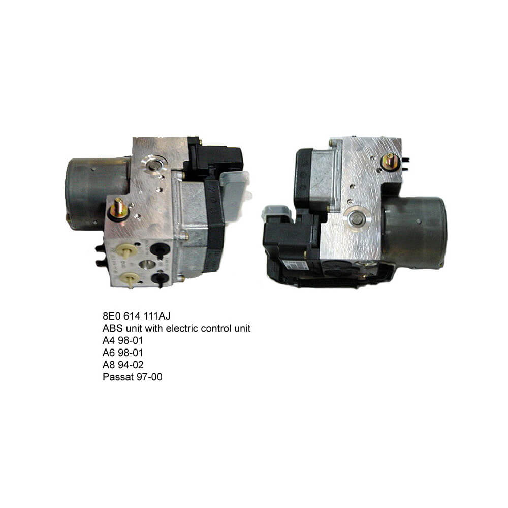 Lai Kam Wah Sdn. Bhd. Specialist in VW Aircooled Parts - 8E0614111AJ - ABS Pump Assembly