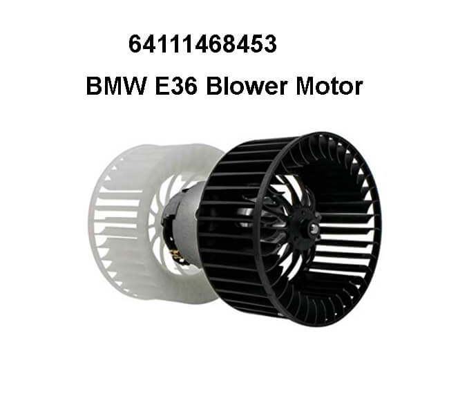 Lai Kam Wah Sdn. Bhd. Specialist in VW Aircooled Parts - 64111468453 - Blower Motor