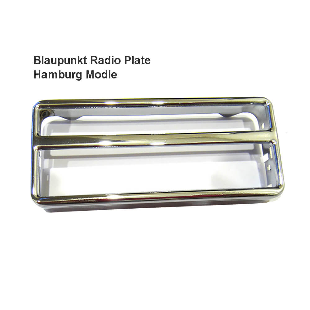 Lai Kam Wah Sdn. Bhd. Specialist in VW Aircooled Parts - Rp-3 - Blaupunkt Radio Plate
