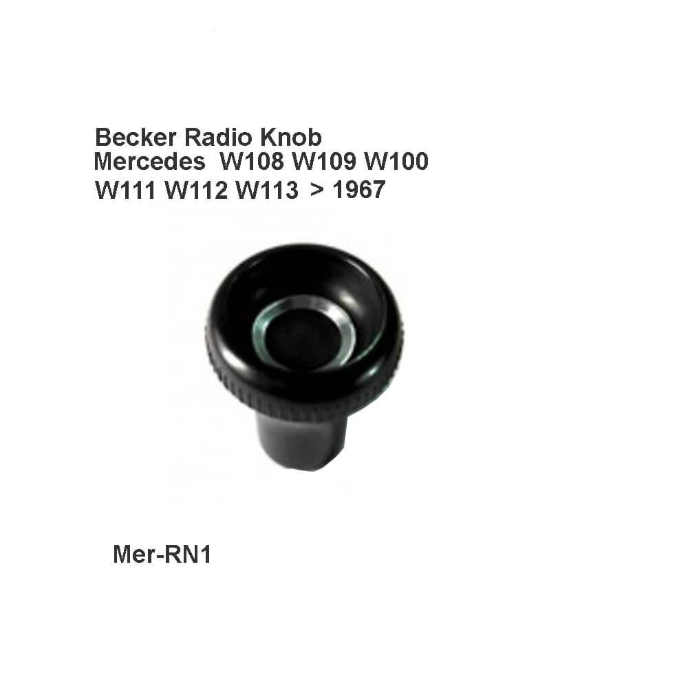 Lai Kam Wah Sdn. Bhd. Specialist in VW Aircooled Parts - Mer-RN1 - Becker Radio Knob