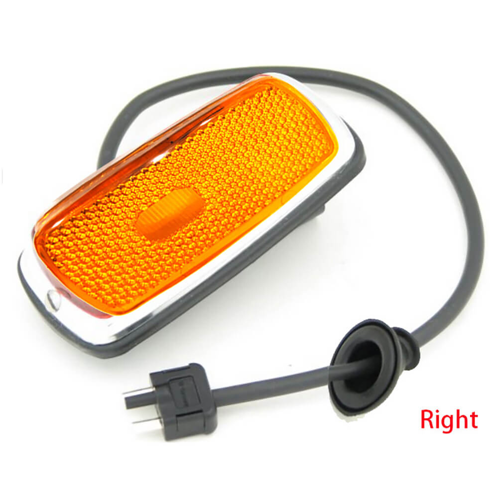 Lai Kam Wah Sdn. Bhd. Specialist in VW Aircooled Parts - 0008260841 - Side Reflector - Right