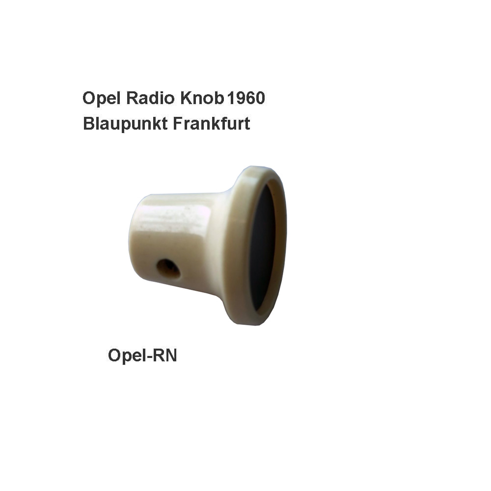 Lai Kam Wah Sdn. Bhd. Specialist in VW Aircooled Parts - Opel - Opel Radio Knob