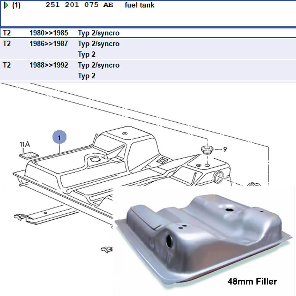 EA570102152 - FUEL TANK
