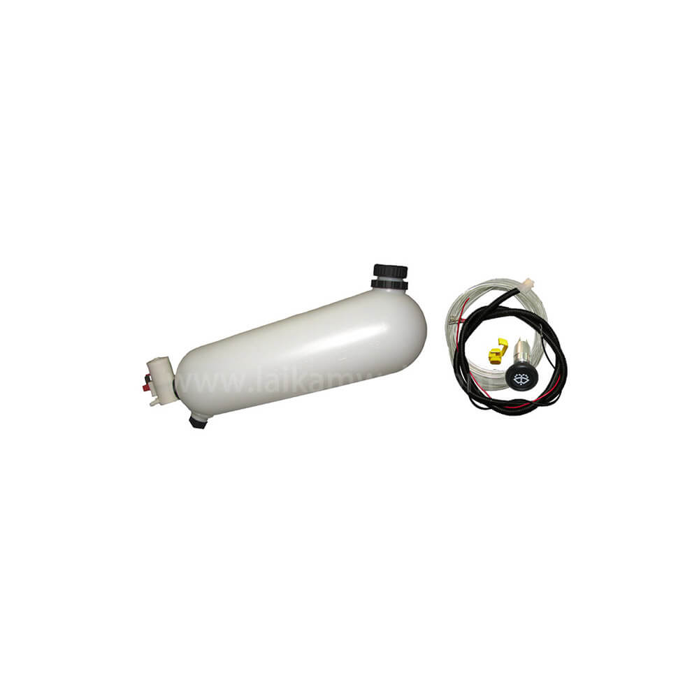 Lai Kam Wah Sdn. Bhd. Specialist in VW Aircooled Parts - 133989453B - Washer Tank - 12V