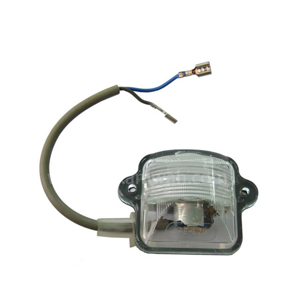 Lai Kam Wah Sdn. Bhd. Specialist in VW Aircooled Parts - 311943121 - Licence Lamp Assy